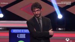 La embarazosa situación en 'Boom': una mención a Telecinco deja a Juanra Bonet con esta