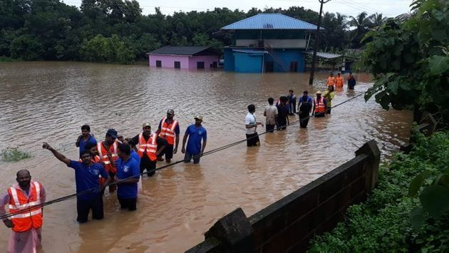 Heavy Rainfall In Kerala, 3 Districts on Red Alert; CM Says Water Level Low In Idukki