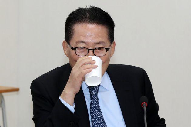 북한의 연이은 미사일 실험에 대한 박지원 의원의 참신한