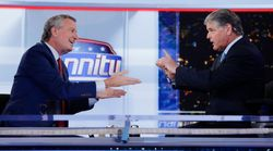 De Blasio Shreds Fox News As 'Such A Charade' In 'Surreal' Hannity