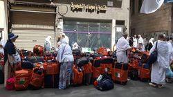 A la Mecque, des hadjis algériens exigent d'être logés dans un autre