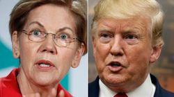 Elizabeth Warren: Donald Trump Is A White