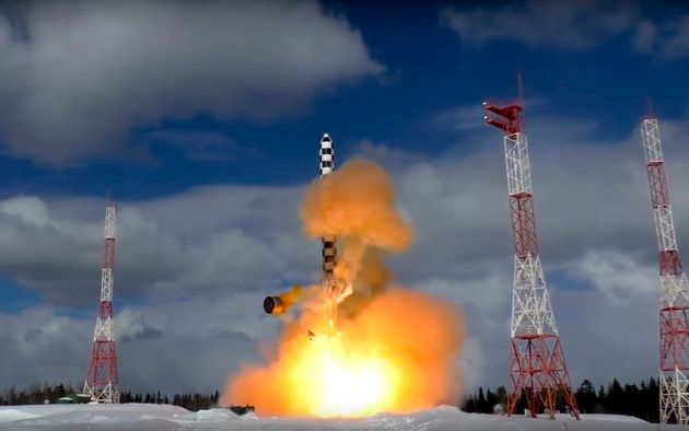 Short-Term Radiation Spike Detected After Deadly Explosion At Russian Missile Base
