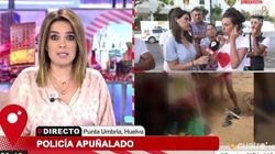 Carme Chaparro revienta 'Cuatro al día' con la entrevista a la hermana de un