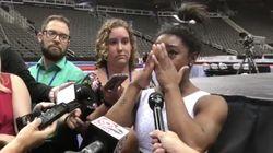 Simone Biles Tears Up Over USA Gymnastics' Failure To Protect Athletes: 'You Had One