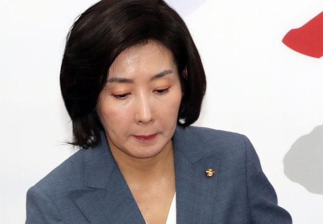나경원이 '악성 댓글' 네티즌 170여명을