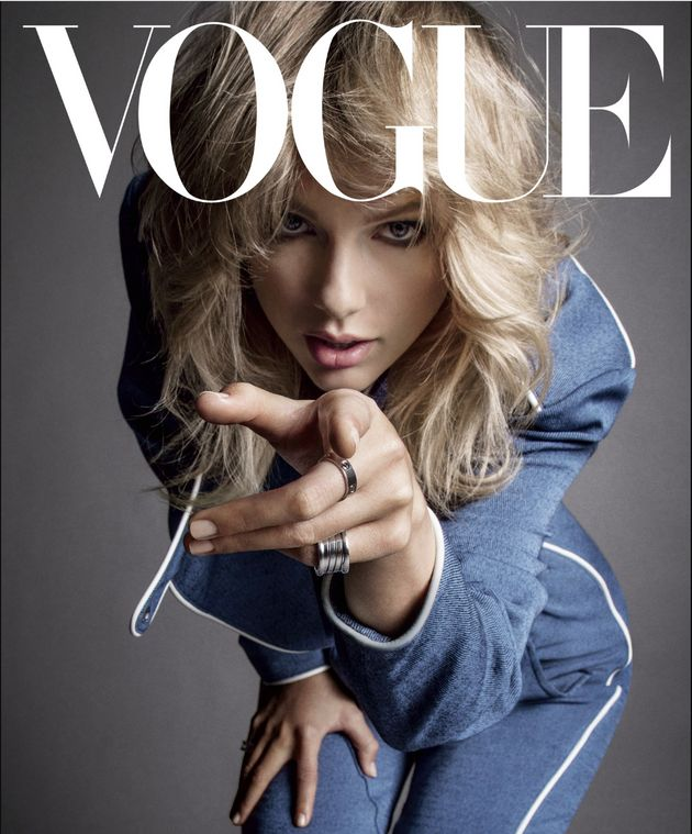Taylor Swift Covers Vogue, Talks Being Canceled And Not Being Political