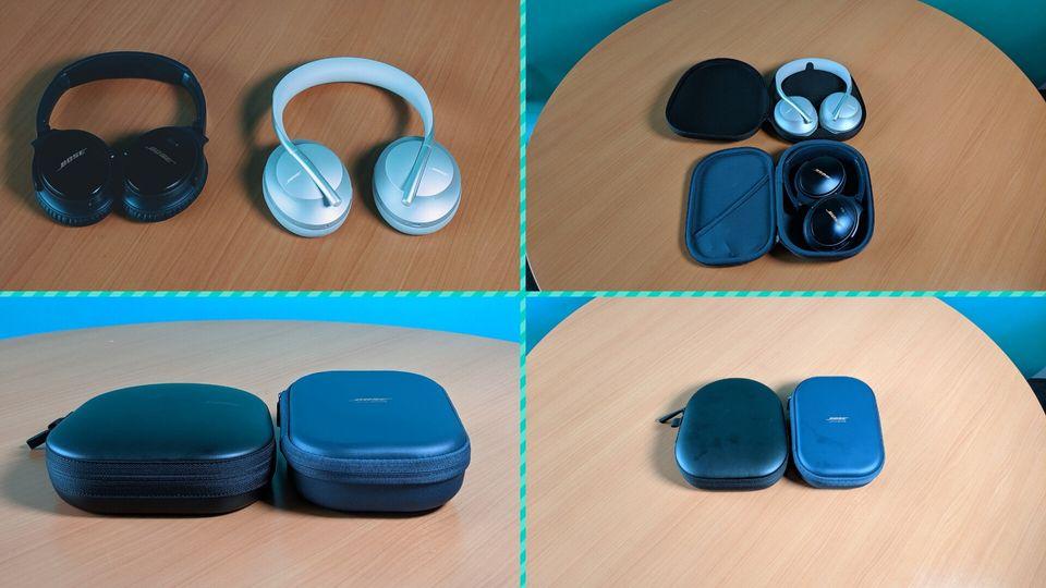 Le Bose Headphones 700 offre un look bien plus épuré que le Quiet Comfort 35