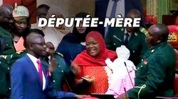 Cette députée kenyane et son nouveau-né ont été sommés de quitter le