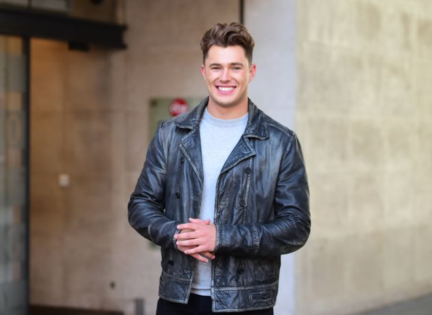 Love Islands Curtis Pritchard Lands New Role On The Greatest Dancer