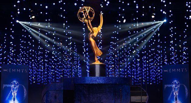 Les Emmy Awards 2019 n'auront pas de maître de cérémonie (Photo d'illustration prise...
