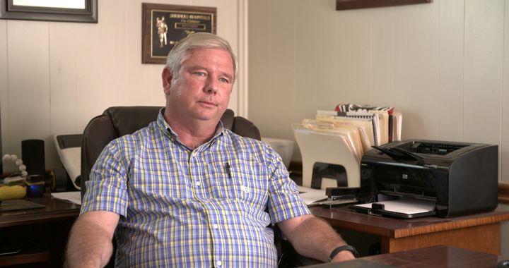 Larry Cunningham (Photo: Sam Matthews/Yahoo News)