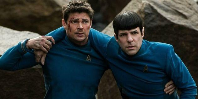 'O estúdio seria louco se não deixasse Tarantino dirigir Star Trek', diz Karl
