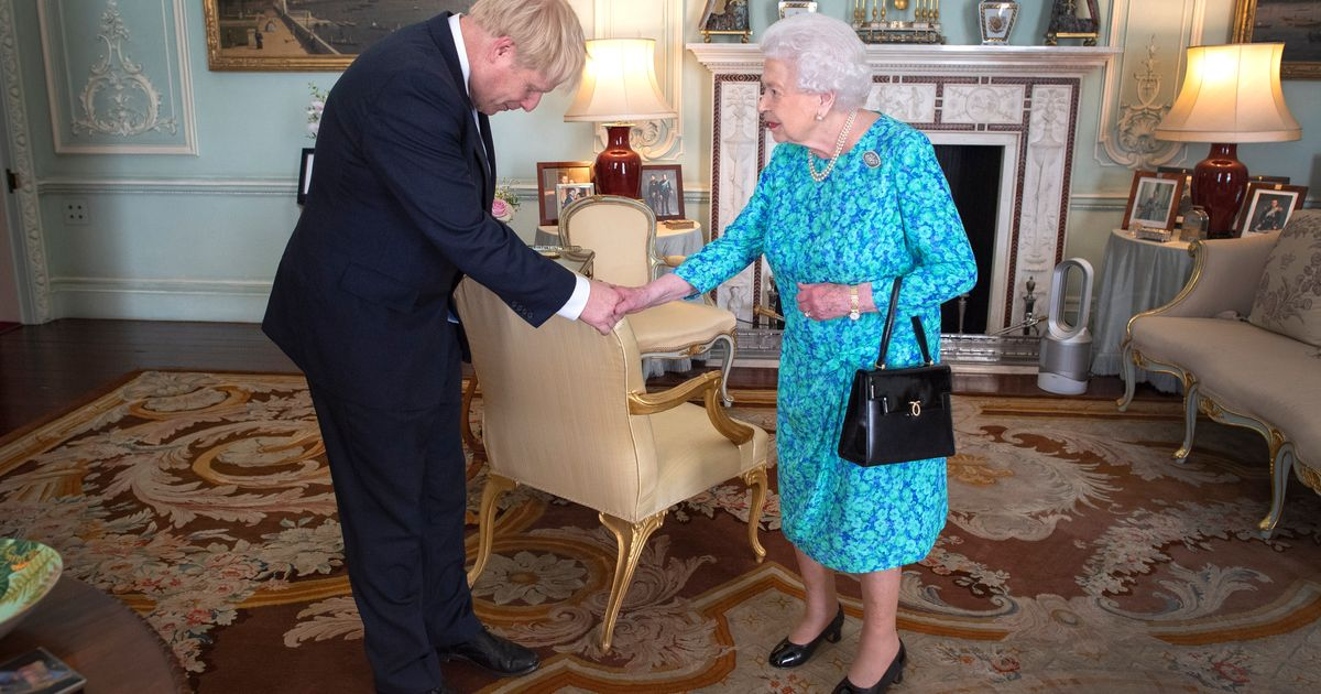 Can The Queen Sack Boris Johnson And Will There Be An Election
