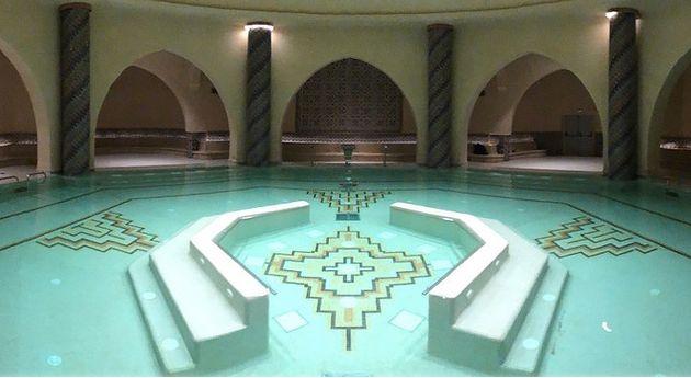 Casablanca: Les hammams de la mosquée Hassan II ouvrent (enfin) leurs portes au