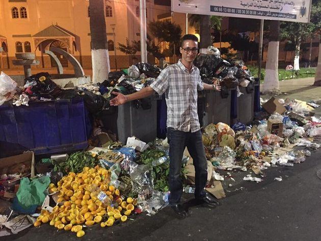 Nador croule sous les ordures, les habitants s'insurgent en prenant des
