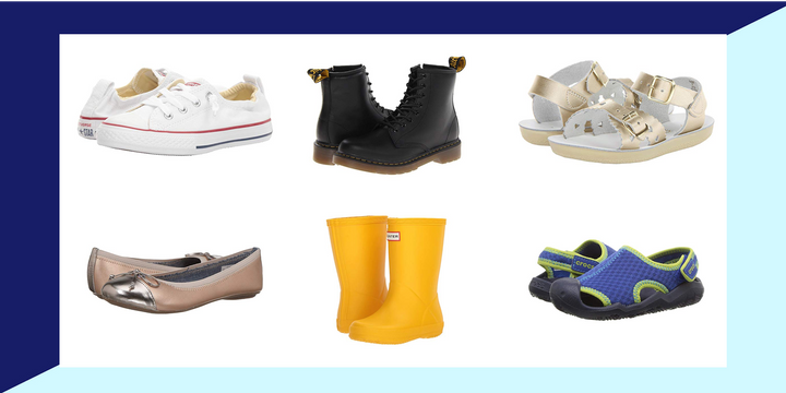 The 4 shoes that'll get your kid through the next school year