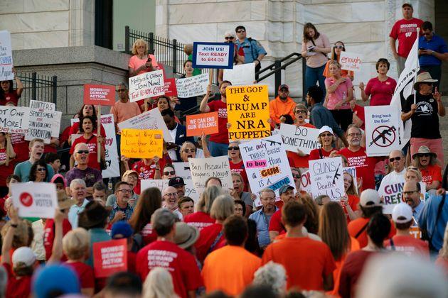 Φωτό αρχείου από την διαδήλωση...
