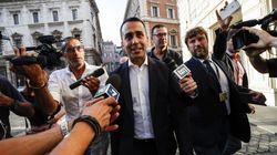 Di Maio fa scena muta sulla crisi di Governo: