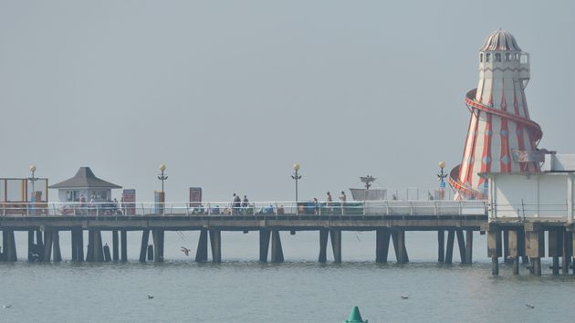 14-Year-Old Girl Drowns In Sea Near Clacton Pier