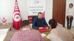 Élection présidentielle: Mounir Baatour, premier candidat ouvertement homosexuel, dépose sa