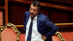 Salvini da por roto el Gobierno en Italia y exige elecciones