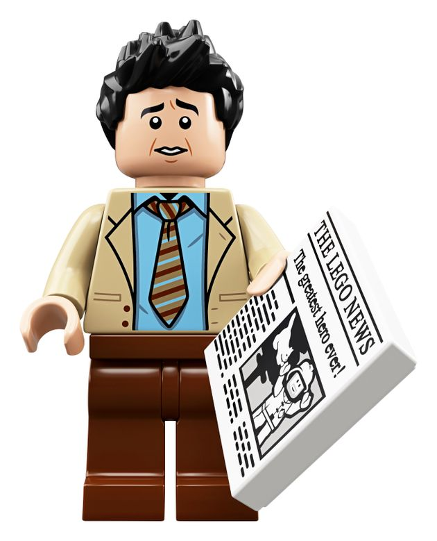 Friends' Is Getting The Lego Treatment In Honor Of Its 25th