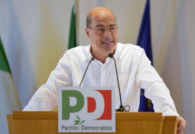 Zingaretti vuole il voto anticipato: