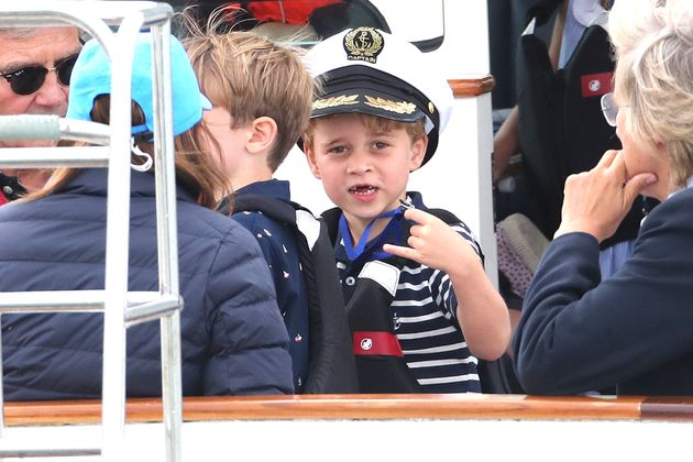 Prince George also had