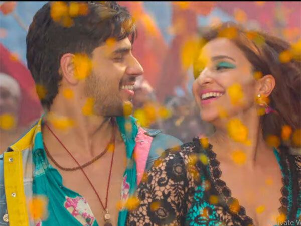 Sidharth Malhotra and Parineeti Chopra in 'Jabariya Jodi.'
