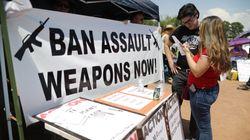 Most Americans Favor An Assault Weapons