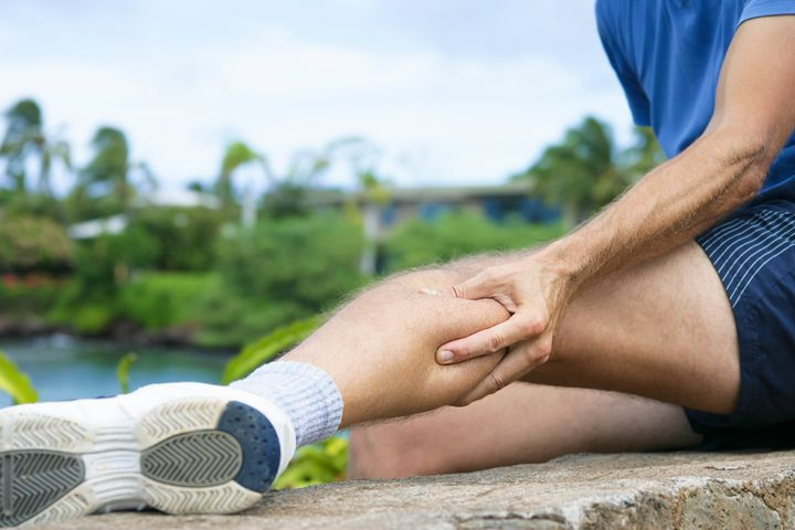 Charley horses are incredibly painful muscle spasms, typically in the legs.