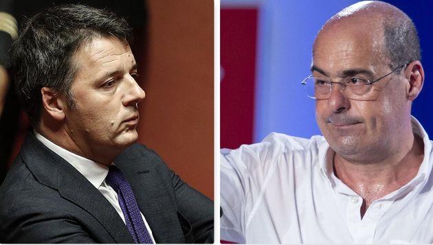 Zingaretti chiede il voto