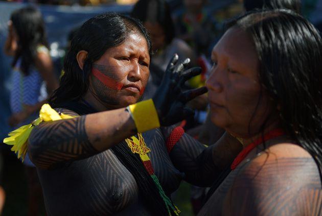 1ª Marcha das Mulheres Indígenas ocorre em Brasília na próxima