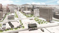 행안부와 서울시가 광화문광장 재조성 문제로 다시 충돌하고