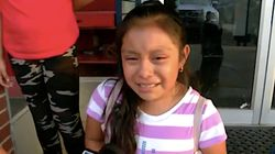 Weeping Girl Left Abandoned By ICE Pleads With 'Government' To 'Let My Parents Be