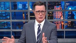 Colbert Mocks Democratic Candidates Over 'Desperate' Pleas For