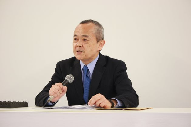 「経営アドバイザリー委員会」座長の川上和久氏