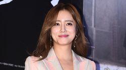 배우 최송현 측이 열애설 보도에 입장을