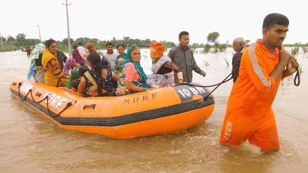 NDRF in Athani,