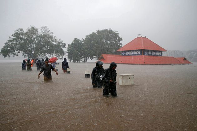 Kerala Rain: 22 Dead, Red Alert In 9 Districts, Kochi Airport Suspends Operations Till