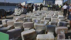 La Policía Nacional frustra una nueva vía de entrada de cocaína por el puerto de