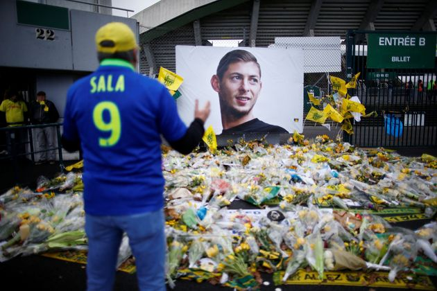 Argentinian striker Emiliano Sala died on January 21, two days after he signed with