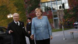 La prenda de ropa de Angela Merkel que está dando la vuelta al mundo por un detalle que no se ve a simple