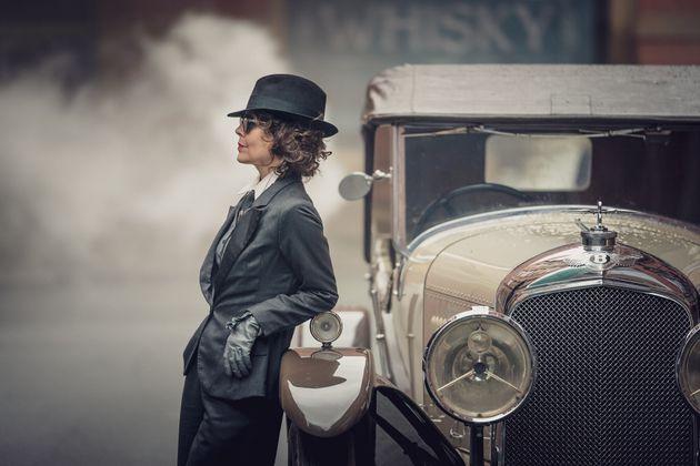 Helen McCrory as Polly