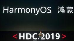 Huawei dévoile son système d'exploitation concurrent