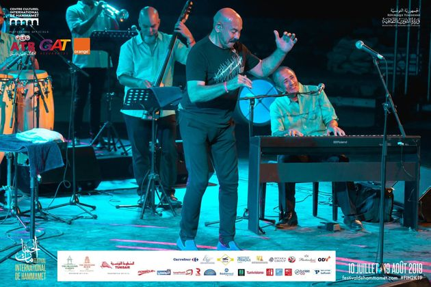 Oscar D'Leon au Festival de Hammamet: La salsa du