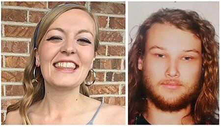The bodies of Australian Lucas Fowler, 23, and Chynna Deese, 24, from North Carolinawere...