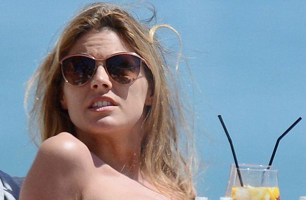 Amaia Salamanca impresiona con una foto en bikini: