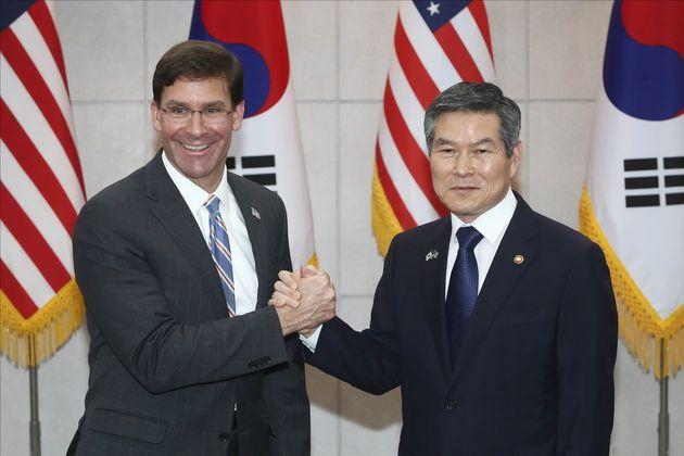 미국이 한국의 파병 요청을 공식화한 게 아니냐는 관측이 나오고